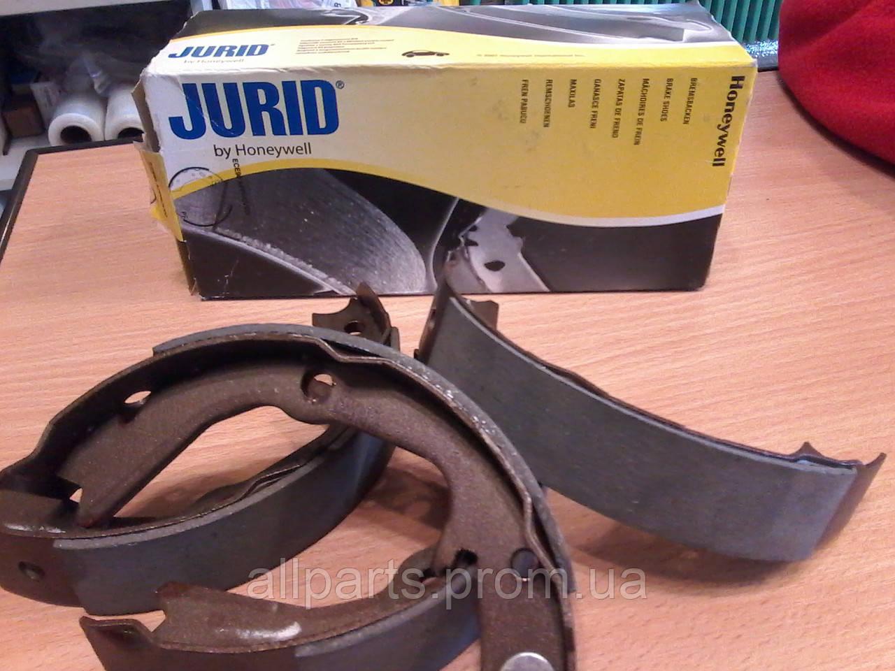 Тормозные колодки Jurid (производитель США/Европа)