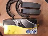 Тормозные колодки ручника (стояночного тормоза) Mitsubishi Lancer 9, Outlander, Galant V,VI, фото 4