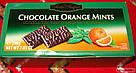 Шоколадные пластинки с мятно-апельсиновым вкусом Maitre Truffout., фото 4