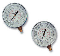 Манометр низкого давления MS80/38R1/A4/К1