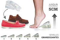 """Набор вставок в обувь для увеличения роста до 5см """"Instante"""""""