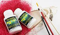 Акриловая художественная краска ЭкоАрт 50 мл Белый