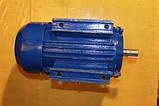 Електродвигун АИР 71 В2, фото 3