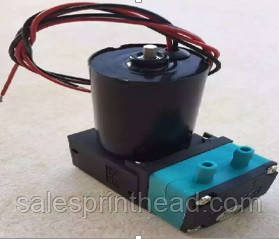 brushless air pump
