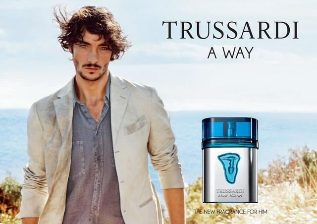 Чоловіча парфумерія Trussardi (Труссарді)