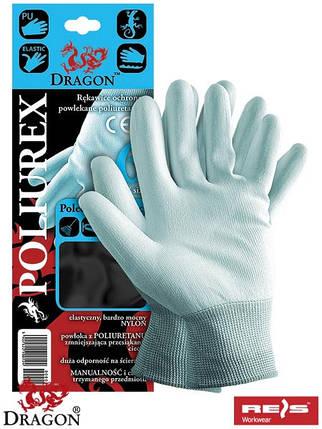 Защитные перчатки изготовлены из нейлона POLIUREX , фото 2