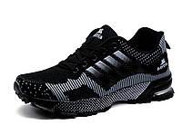 Кроссовки унисекс, черные, фото 1