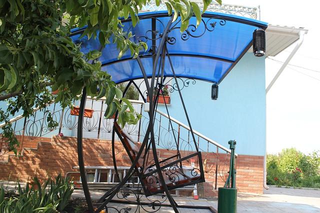 Кованые садовые качели Днепропетровск