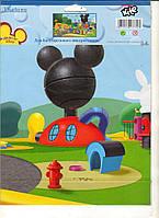Наклейка-стикер игра Микки Маус  20  х  23