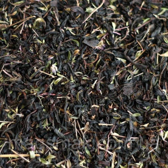 """Чай """"Чабрец-мед"""", листовой, на вес"""