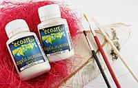 Акриловая краска металлик ЭкоАрт 50 мл Перломутр(товар при заказе от 500грн)