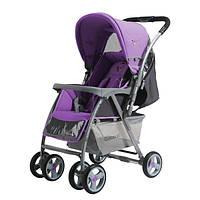 Прогулочная коляска Quatro Caddy, фиолетовая