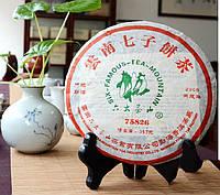 Чай Шен Пуэр Лю Да Ча Шань 2006 Год,  От 10 Грамм , фото 1