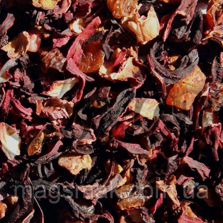 """Чай """"Нахальный фрукт"""", листовой, на вес"""