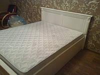 """Кровать двуспальная с подъёмным механизмом """"Анна"""""""