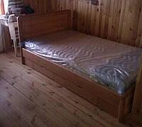 """Кровать в детскую с шухлядами """"Еней"""""""