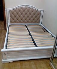 """Кровать с мягким изголовьем """"Виктория"""", фото 3"""