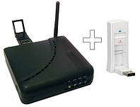3g модем Pantech UM175 + Wi-Fi роутер Unefon MX-001