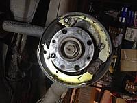 Комплект задних тормозных колодок ВАЗ 2108-, Lada