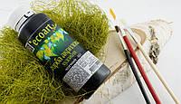 Акриловая художественная краска ЭкоАрт 100 мл Черный(товар при заказе от 500грн)