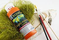 Акриловая художественная краска ЭкоАрт 100 мл Рябина