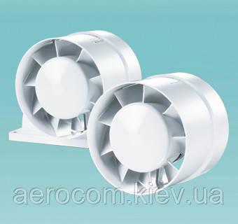 Вентилятор осевой канальный Домовент ВКО 125