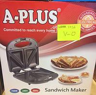 Электрическая бутербродница A-Plus 2034 Сэндвичница