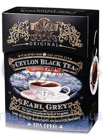 Чай Sun Gardens Earl Grey листовой 90 г.