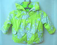 Куртка - ветровка детская
