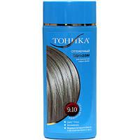 Оттеночный бальзам для тонирования волос Тоника 9.10 Дымчатый Топаз