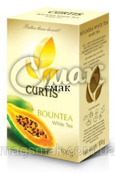 Чай CURTIS Bountea White (Баунти), листовой, 100 г, фото 2