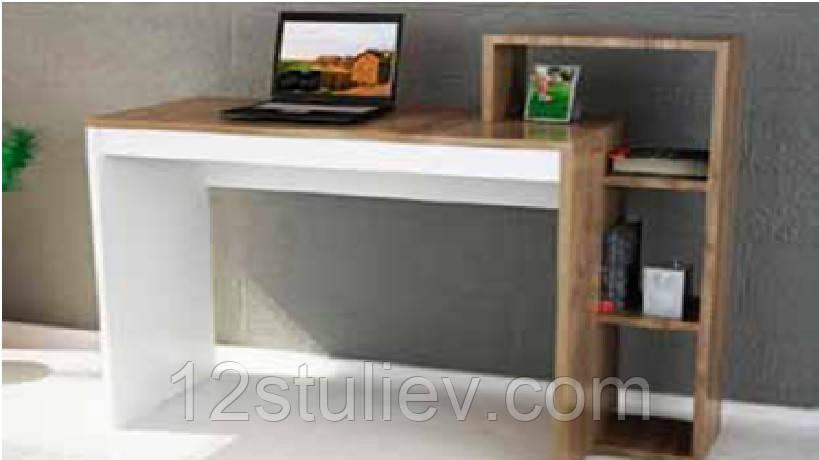 Комп'ютерний кутовий стіл без ящиків 110Н