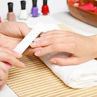 Коррекция формы ногтей