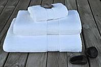 Элитные полотенца махровые 70х140 Chicago  CASUAL AVENUE White