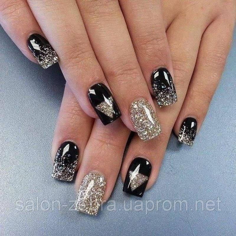 Фото новый нарощенных ногтей