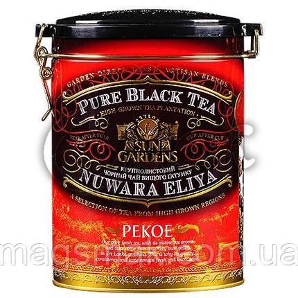 Чай Sun Gardens Pekoe ж/б листовой 100 г, фото 2