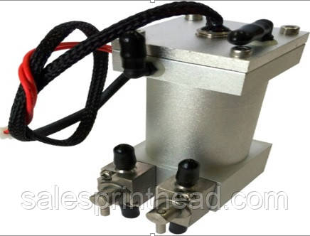 55ml cylindrical aluminium sub tank (2 valves)