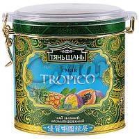 Чай «ТяньШань» Tropico (Тропик), ж/б, листовой, 70 г.