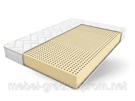 Латексний матрац багатозонний Relax / Релакс Matroluxe 80х190