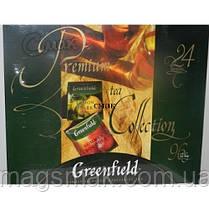 Чайный набор Гринфилд Ассорти 96 пакетиков , 24 ВИДА*4 ШТ, фото 3