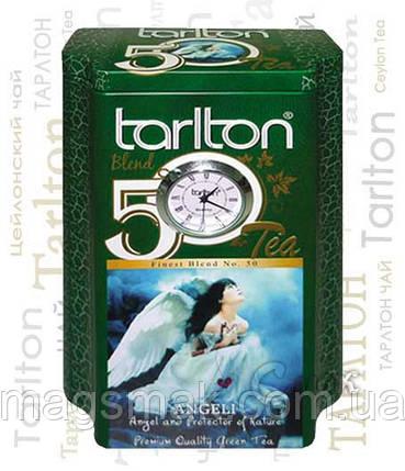 Элитный чай Tarlton (Тарлтон) Angeli (Анжели), ж/б, листовой,  200 г, фото 2