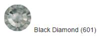Стразы SWAROVSKI Black Diamond (40 шт/уп)