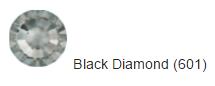 Стрази SWAROVSKI Black Diamond (40 шт/уп)