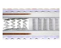 Матрас hard&soft Twin / Твин Matroluxe 150х200