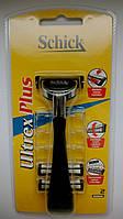 Schick Ultrex Plus станок для бритья + 2 кассеты