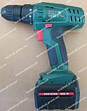 Шуруповерт акумуляторний DWT ABS-12 TC-2, фото 3