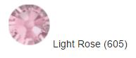 Стрази SWAROVSKI Light Rose (40 шт/уп)