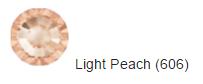 Стрази SWAROVSKI Light Peach (40 шт/уп)