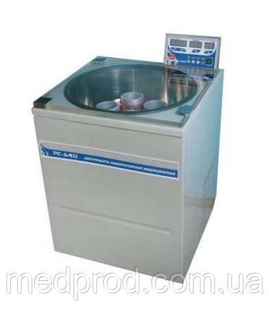 Центрифуга РС-6МЦ рефрижераторная с охлаждением стационарная