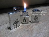 Необычные оригинальные подарочные газовые зажигалки Zippo для мужчин с гравировкой